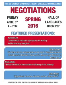 Negotiations Flyer Spring 2016